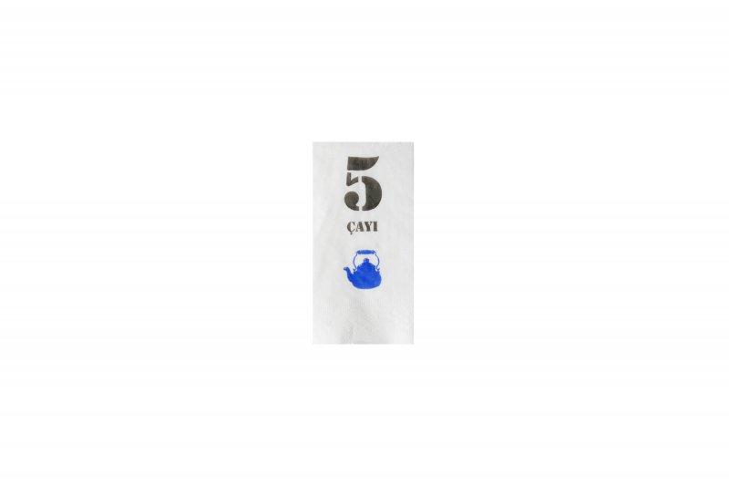 P-02 5 Çayı Mavi (20 Adet)